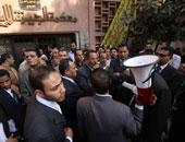 نقابة المحامين بالمنيا تقرر تعليق الإضراب بدءًا من الغد