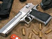 حبس موظف لاتهامه بحيازة سلاح بدون ترخيص بالبساتين