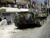 سوريا تعلن وقفا مشروطا لإطلاق النار فى منطقة خفض التصعيد بإدلب