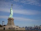 إغلاق مزار تمثال الحرية فى نيويورك أمام السائحين