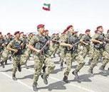 الدفاع والداخلية الكويتيتين: رفع درجات الاستعدادات لأى طارئ