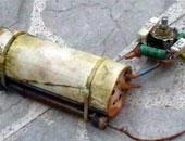 بالفيديو.. ضبط 45 قنبلة محلية الصنع بمخزن فى الإسماعيلية