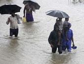 مقتل 60 شخصا فى شمال الهند جراء الفيضانات والانهيارات الأرضية