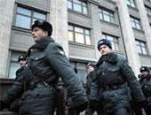 الأمن الروسى يضبط مجموعة إجرامية دولية للاتجار بالأسلحة