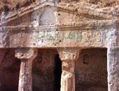 اكتشاف مقبرة رومانية كبيرة قرب أحد أشهر مطاعم لشبونة
