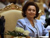 """لميس جابر لـ""""ست الحسن"""": مشروع القراءة للجميع يدخل سوزان مبارك التاريخ"""