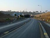 ضبط 216 طربة حشيش بنفق الشهيد أحمد حمدى