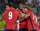 أهداف مباراة مصر 5-1 تنزانيا