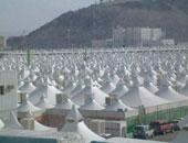 السعودية تنشئ مخيمات جديدة تستوعب 20 ألف حاج فى مشعر منى