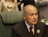 """أمين """"الجامعة العربية"""": مصر كانت تحتاج إلى التغيير لأن مبارك تخطى الـ83 عاما"""