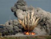 """""""الجيش الإسرائيلى"""": اطلاق صاروخ من قطاع غزة على جنوب إسرائيل ولا إصابات"""