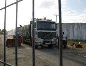 هيئة فلسطينية: الاحتلال الإسرائيلى يستأنف إدخال الأسمنت لغزة الأحد المقبل
