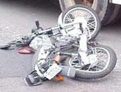 مصرع شاب إثر اصطدامه بسور أثناء قيادته دراجة بخارية