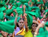 الشرطة الهندية تعلن مقتل وإصابة 31 متظاهرا فى كشمير