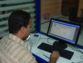 إصلاح عطل مفاجئ بالخط الساخن لشركة القاهرة للصرف الصحى