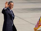 أوباما يحث الشعب الأمريكى على تحسين العلاقات بين أعراقه