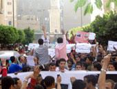 تأجيل محاكمة 3 طلاب بجامعة الأزهر بتهمة التظاهر واستخدام القوة لـ1 أكتوبر