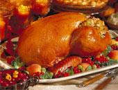 أنفلونزا الطيور تهدد الديك الرومى فى أعياد الكريسماس