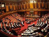 مجلس الشيوخ الإيطالى يصوت على الثقة بالحكومة لتسريع تبنى قانون مناهض للهجرة