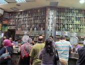 ضبط منشطات ودهانات جنسية مجهولة المصدر داخل محل عطارة بسوهاج