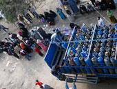 تموين الإسكندرية:ضبط 2بحوزتهما أسطوانات بوتاجاز قبل بيعها بالسوق السوداء