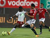 """تشديدات أمنية لمنع """"حرق"""" علم إسرائيل فى مباراة غانا"""