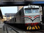 """تأخر قطار  """"أسوان ـ القاهرة"""" 20 دقيقة بسبب عطل بتكييف العربات"""