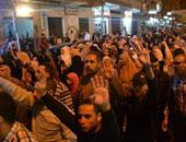 مسيرة ليلية للإخوان بأسيوط فى ذكرى فض اعتصامى رابعة والنهضة