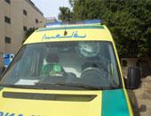 إصابة طالبة بأزمة قلبية  داخل لجان الثانوية العامة بنى سويف