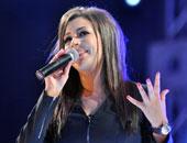 جنات تدخل الاستوديو وتخطط لطرح ألبومها فى رأس السنة