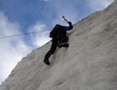 السلطات السويسرية تعلن مصرع متسلق هولندى بجبال الألب
