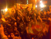 تقارير اليونيسيف تطارد جرائم الاخوان فى الاستغلال السياسي للأطفال فى المظاهرات ودروع بشرية فى الاعتصامات