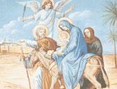 """البابا تواضروس يشارك باحتفالية """"دخول السيد المسيح مصر"""" اليوم"""
