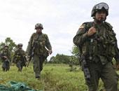 اعتقال 8 أشخاص لتورطهم فى انفجار بمركز تجارى بكولومبيا