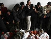 285 قتيلاً فى 53 مجزرة ارتكبتها إسرائيل بحق العائلات فى غزة