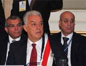 إصابة سامح فهمى وزير البترول الأسبق بفيروس كورونا.. وشقيقه: حالته مستقرة