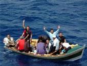 خفر السواحل التركية ينقذ مهاجرين سوريين من الغرق
