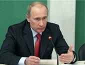 فلاديمير بوتين يجدد تأكيده على دعم نظام بشار الأسد