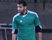 فيديو.. أحمد شكرى يتقدم للمصرى أمام الداخلية بعد 7 دقائق
