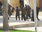 مستوطنون وحاخامات يقتحمون المسجد الأقصى وسط حراسة مشددة من الاحتلال