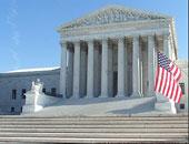 المحكمة العليا الأمريكية ترفض النظر فى قضايا تنطوى على دفاع مثير للجدل