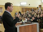 ميدفيديف: لم نقرر بعد استئناف الواردات الغذائية من تركيا