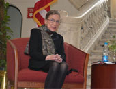 """متحف فى نيويورك يخلد ذكرى قاضية المحكمة العليا والإيقونة النسائية """"جينسبرج"""""""