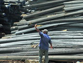 """ضبط عاطلين يسرقان الحديد من موقع عمل الطريق الإقليمي """"شبرا_بنها"""""""