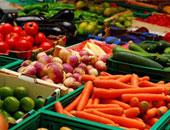 تموين الإسكندرية تعيد بيع 9 أطنان خضروات داخل سوق الجملة