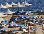 """""""سياحة السويس"""": 70% نسبة الإشغالات بالسخنة قبل 10 أيام من شهر رمضان"""