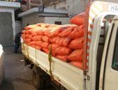 """""""الزراعة"""": استلام 1.3 مليون طن أسمدة من 7 شركات لتلبية احتياجات الموسم الشتوى"""
