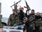 مقتل 10 مسلحين من داعش فى اشتباكات مع الجيش السورى الحر بدرعا