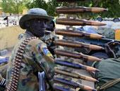 مواجهات بين الجيش السودانى والحركة الشعبية المتمردة بجنوب كردفان