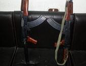 سقوط تشكيل عصابى للاتجار فى الأسلحة النارية الغير مرخصة بالقطامية